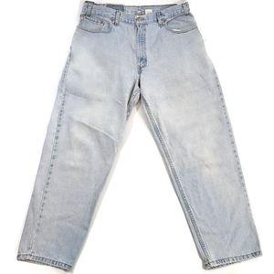 Vintage Levi's 560 Loose Fit Tapered Leg Jeans